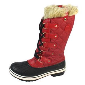 41e04f1e Sorel vinterstøvler til børn, modellen Tofino. Billede fra cloggs.eu.